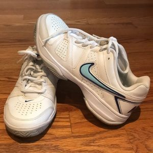 Nike City Court Tennis Shoes - Only Worn Twice!